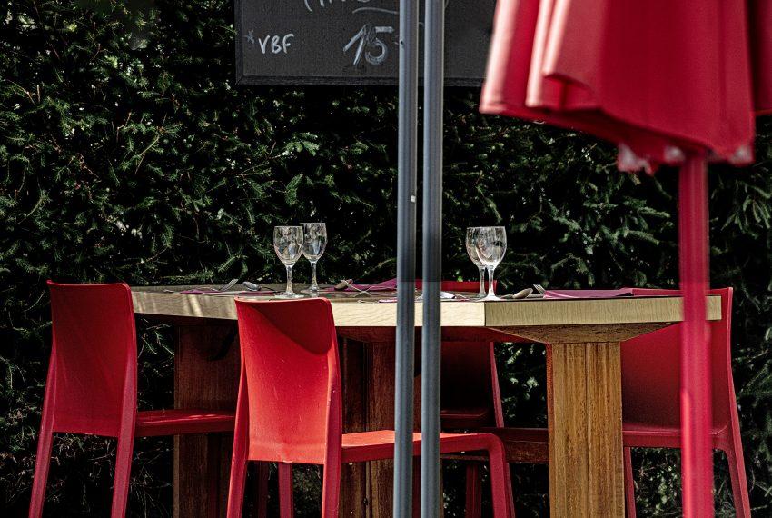Restaurant Terrasse Ete Auvergne Gelles